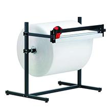Schneidständer für leichte Rollen, max. Rollen-Ø 800mm, max. 100kg