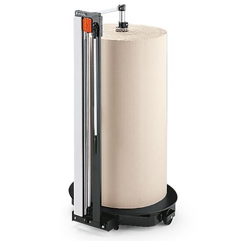 Schneidständer vertikal, max. Rollen-Ø 700mm, max. 200kg