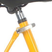 Schnellspanner zur Sattelverstellung, für Fahrräder Ameise®