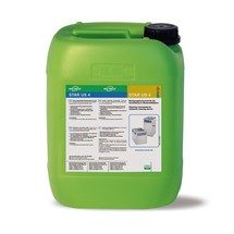 Schoonmaakvloeistof BIO-CIRCLE alkalische reiniger US STAR 4