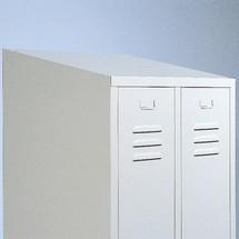 Schrägdachausführung für Garderobenschrank C+P Classic