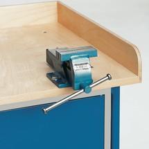 Schraubstock für Werkstattwagen fetra®