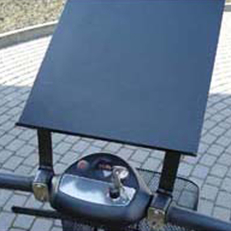Schreibpult am Lenker f. Elektro-Transportroller AMEISE 2000