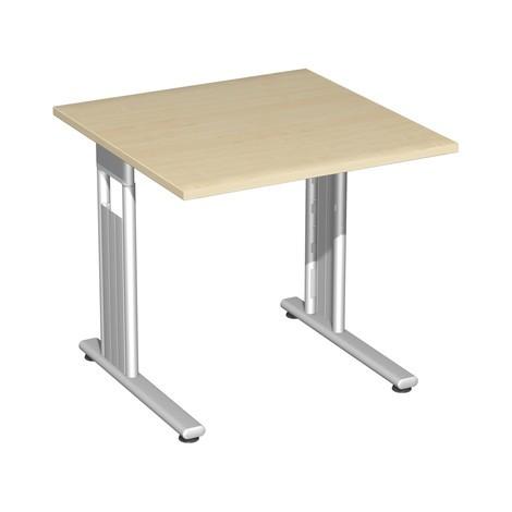 Schreibtisch lissabon c fu gestell jungheinrich profishop for Schreibtisch gestell