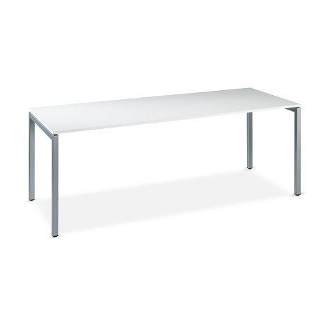Schreibtisch T 3000 Asisto, 720 x 1600 x 800 mm