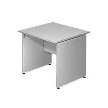 Schreibtisch WS08, 80 x 80 cm   Platte: 25mm dick
