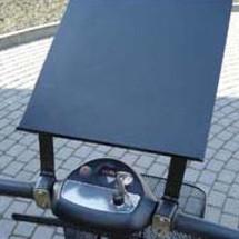 Schrijftafel voor elektrische transportrol Ameise®
