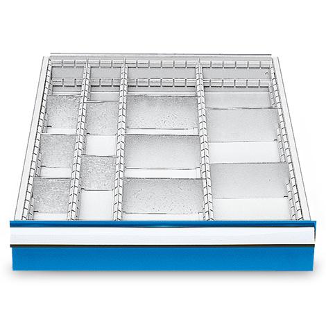 Schublade Höhe 100mm für Werkbänke Tiefe 750 mm