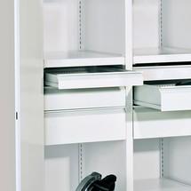 Schublade PAVOY, HxB 415 x 125 mm
