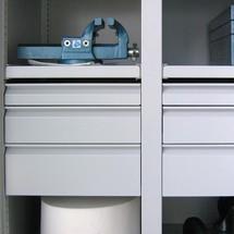 Schublade PAVOY, HxB 925 x 125 mm