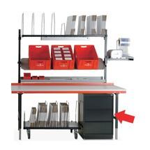 Schubladeneinheit für Packtisch-System