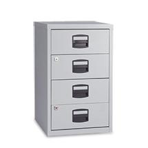 Schubladenschränke Premium, ohne Rollen, 4 Materialschübe