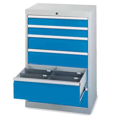 Schubladenschrank BASIC. Höhe 1,02m, Breite 68 oder 98 cm