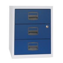 Schubladenschrank BISLEY mit Materialschüben