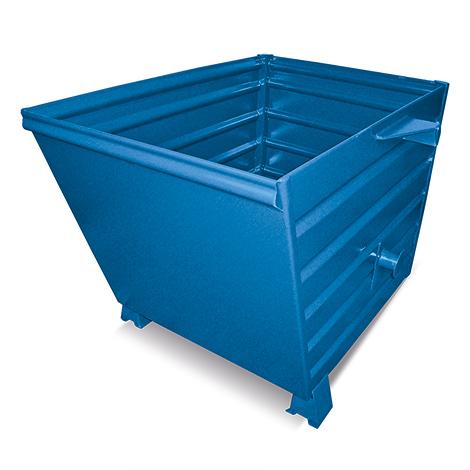 Schüttgutbehälter, 800x600x600mm, lackiert