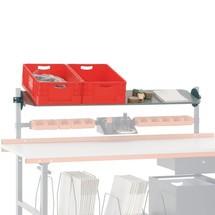 Schuine plank voor paktafelsysteem