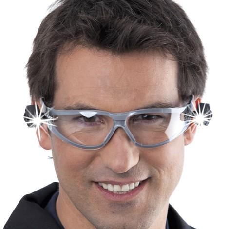 Schutz-Bügelbrille 3M™ LIGHT VISION™