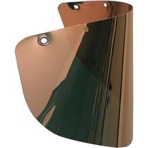 Schutzscheibe, klar, goldbedampft Polycarbonat EN 166 EN 167 EN 168 EN 171