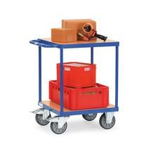 Schwerer Tisch- und Montagewagen fetra®
