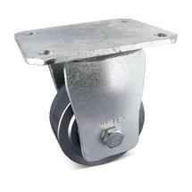 Schwerlast-Bockrolle Stahl