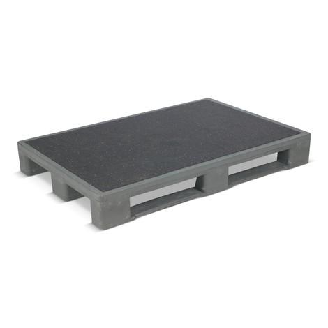 Schwerlast-Palette Anti-Rutsch mit Eisenverstärkung