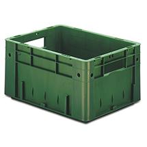 Schwerlast-Transportkasten. Maß 400 x 300 mm