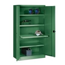Schwerlastschrank PAVOY Premium, 3 Fachböden + Schubladen 3x75 + 1x125 + 1x175 mm