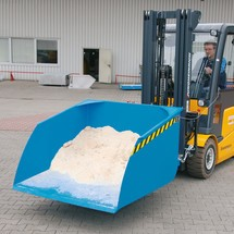 Scoop for fork lift