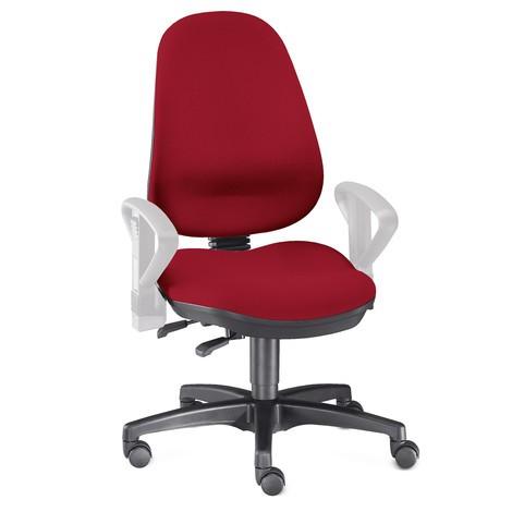 Sedia girevole da ufficio RELAX