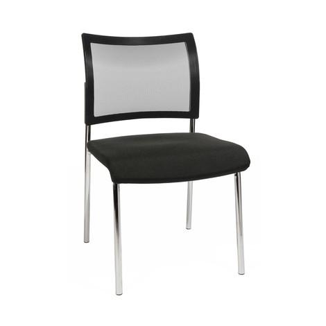 Sedia visitatore Topstar® Classic con schienale in rete