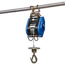 Seilwinde / Seilzug elektrisch, Tragkraft bis 300kg