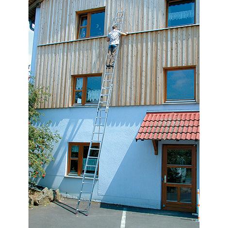 Seilzug-Anlegeleiter KRAUSE ®. Länge bis 12,70 m