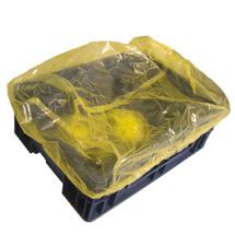 Seitenfaltenhaube Excor® Valeno® mit VCI-Korrosionsschutz