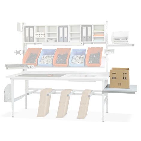 Seitliche Tischverlängerung (BxH 600x900)