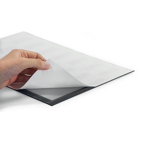 Selbstklebende Magnetrahmen. DIN A4 oder DIN A3