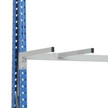 Separador de braço para estanteria vertical