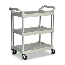 Servierwagen Rubbermaid®, Tragkraft 90 kg
