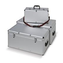 Set aluminium boxen