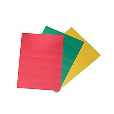Set beschrijfbare etiketten voor Flexoboard