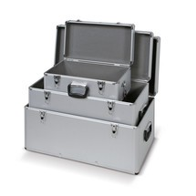 Set contenitori in alluminio
