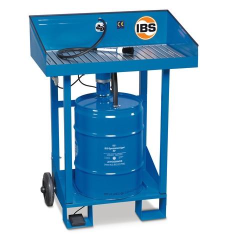 Set onderdelenreiniger voor 50-liter vaten
