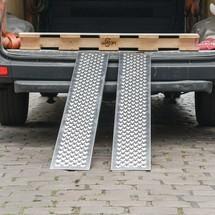 Set oprijplaten BASIC, capaciteit tot 150 kg / paar