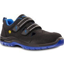 Sicherheits-Sandale Bluetech Air Low S1P ESD