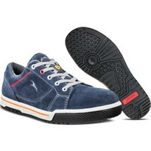 Sicherheits-Sportschuh Freestyle Blue Low S1P ESD