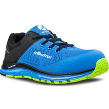 Sicherheits-Sportschuh Lift Blue Impulse Low S1P ESD
