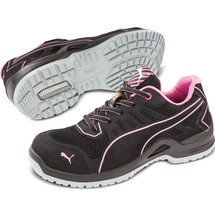 Sicherheits-Sportschuh PUMA® Fuse TC Pink Low S1P