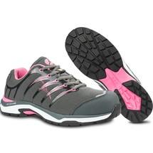 Sicherheits-Sportschuh Twist Pink WNS Low S1P ESD