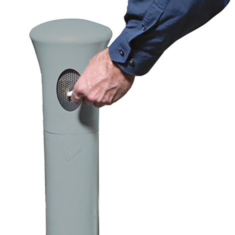 Sicherheits-Standascher Premium