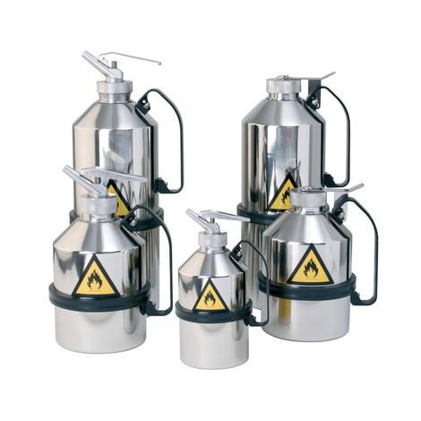 Sicherheitsbehälter asecos® Edelstahl