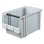 Sichtlagerkasten aus Polystyrol. Maß 350 x 200 x 200 mm (LxBxH)